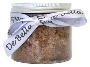 Organic brown sugar body scrub